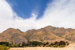 νότιο wanaka roys ορών όμορφο κοντινό nz μέγιστο Στοκ Εικόνες
