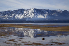 νότος λιμνών tahoe Στοκ εικόνα με δικαίωμα ελεύθερης χρήσης