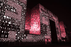 νότος περίπτερων EXPO Κορέα Στοκ φωτογραφίες με δικαίωμα ελεύθερης χρήσης