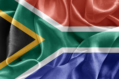 νότος σημαιών της Αφρικής Στοκ Εικόνες