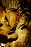 νότος σπηλιών cango της Αφρικής Στοκ Φωτογραφία