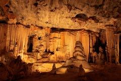 νότος σπηλιών cango της Αφρικής Στοκ Φωτογραφίες
