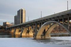 νότος του Saskatchewan Σασκατούν π&omicr Στοκ εικόνα με δικαίωμα ελεύθερης χρήσης