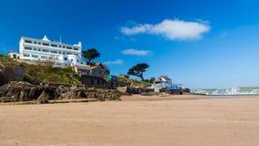 Νότος Devon Αγγλία νησιών αυτοδιοικούμενων πόλεων στοκ φωτογραφίες με δικαίωμα ελεύθερης χρήσης