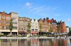 Νόττιγχαμ, UK Στοκ εικόνα με δικαίωμα ελεύθερης χρήσης