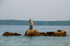 Νύμφη νερού Στοκ φωτογραφία με δικαίωμα ελεύθερης χρήσης