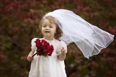 νύφη λίγα Στοκ Φωτογραφία