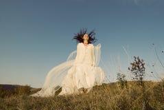 νύφη αστεία Στοκ εικόνες με δικαίωμα ελεύθερης χρήσης
