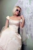 νύφη γοτθική Στοκ Εικόνα