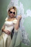 νύφη γοτθική Στοκ φωτογραφία με δικαίωμα ελεύθερης χρήσης