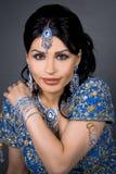 νύφη Ινδός Στοκ φωτογραφίες με δικαίωμα ελεύθερης χρήσης
