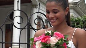 Νύφη με τα λουλούδια φιλμ μικρού μήκους