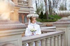 Νύφη στη χώρα Στοκ Εικόνα