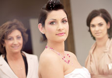 νύφη συμμετοχής Στοκ Φωτογραφίες