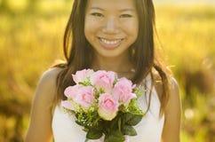 νύφη υπαίθρια Στοκ Εικόνα