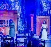 νύφη λυπημένη Στοκ Φωτογραφία