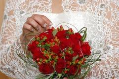 νύφη s ανθοδεσμών στοκ εικόνες