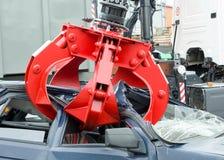 Νύχι ναυπηγείων απορρίματος που το παλαιό αυτοκίνητο Στοκ φωτογραφίες με δικαίωμα ελεύθερης χρήσης