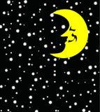 νύχτα ανασκόπησης Στοκ εικόνες με δικαίωμα ελεύθερης χρήσης