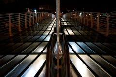 νύχτα γεφυρών Στοκ φωτογραφίες με δικαίωμα ελεύθερης χρήσης