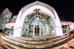 νύχτα εκκλησιών Στοκ Εικόνες