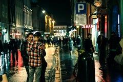 νύχτα ζωής Στοκ εικόνα με δικαίωμα ελεύθερης χρήσης