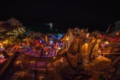 νύχτα ζωής Στοκ εικόνες με δικαίωμα ελεύθερης χρήσης