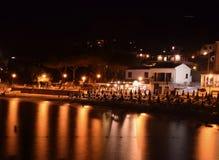 νύχτα ζωής Στοκ φωτογραφία με δικαίωμα ελεύθερης χρήσης