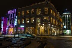 Νύχτα ζωντανή Στοκ Φωτογραφίες