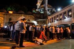 Νύχτα ΙΙΙ Ramadan Στοκ Φωτογραφίες
