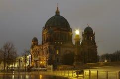 νύχτα καθεδρικών ναών του &Beta Στοκ φωτογραφίες με δικαίωμα ελεύθερης χρήσης