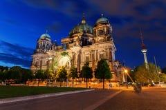 νύχτα καθεδρικών ναών του &Beta Στοκ φωτογραφία με δικαίωμα ελεύθερης χρήσης