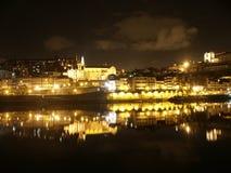 νύχτα καθρεφτών Στοκ Εικόνες