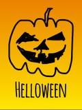 Νύχτα κομμάτων Helloween στοκ εικόνες