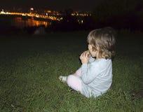Νύχτα κοριτσιών Στοκ Φωτογραφία