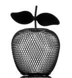 νύχτα λαμπτήρων μήλων Στοκ εικόνα με δικαίωμα ελεύθερης χρήσης