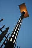νύχτα λαμπτήρων Στοκ φωτογραφία με δικαίωμα ελεύθερης χρήσης
