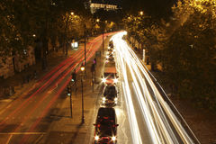 Νύχτα Λονδίνο Στοκ φωτογραφία με δικαίωμα ελεύθερης χρήσης
