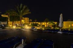 νύχτα ξενοδοχείων της Αι&gamma Στοκ φωτογραφία με δικαίωμα ελεύθερης χρήσης