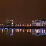 νύχτα Πετρούπολη ST Στοκ φωτογραφία με δικαίωμα ελεύθερης χρήσης