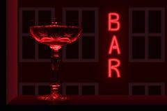 νύχτα ποτών Στοκ φωτογραφία με δικαίωμα ελεύθερης χρήσης