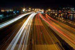 νύχτα Πόρτλαντ Στοκ φωτογραφίες με δικαίωμα ελεύθερης χρήσης