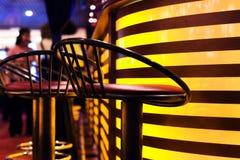 νύχτα ράβδων μοντέρνη Στοκ Εικόνες