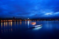 νύχτα Σεούλ Στοκ φωτογραφίες με δικαίωμα ελεύθερης χρήσης