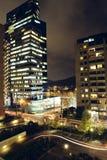 Νύχτα στην πόλη Στοκ φωτογραφία με δικαίωμα ελεύθερης χρήσης