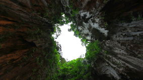 νύχτα στις σπηλιές batu, Κουάλα Λουμπούρ, Μαλαισία φιλμ μικρού μήκους