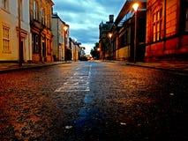 Νύχτα στο Βορρά Στοκ φωτογραφία με δικαίωμα ελεύθερης χρήσης