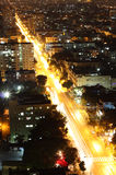 νύχτα της Κούβας Αβάνα Στοκ Φωτογραφία