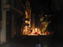 Νύχτα της Τουρκίας Κωνσταντινούπολη Στοκ φωτογραφίες με δικαίωμα ελεύθερης χρήσης