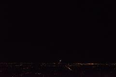νύχτα του Μόντρεαλ Στοκ Φωτογραφίες
